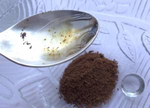 DIY Miracle Scrub for Stretch Marks Step 2